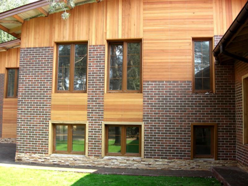 Какие материалы выбрать для отделки фасадов?